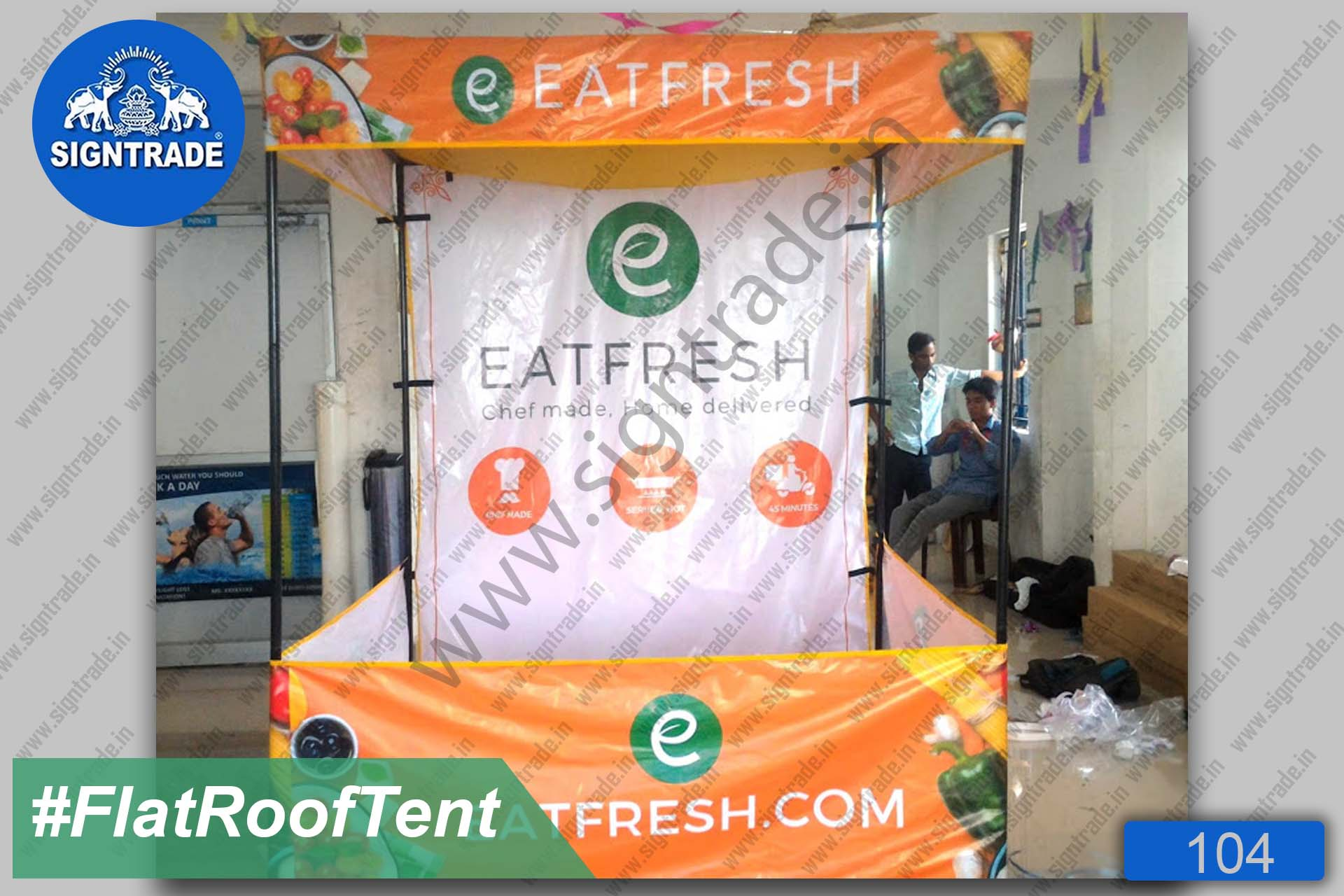 Eat Fresh - Canopy Tent