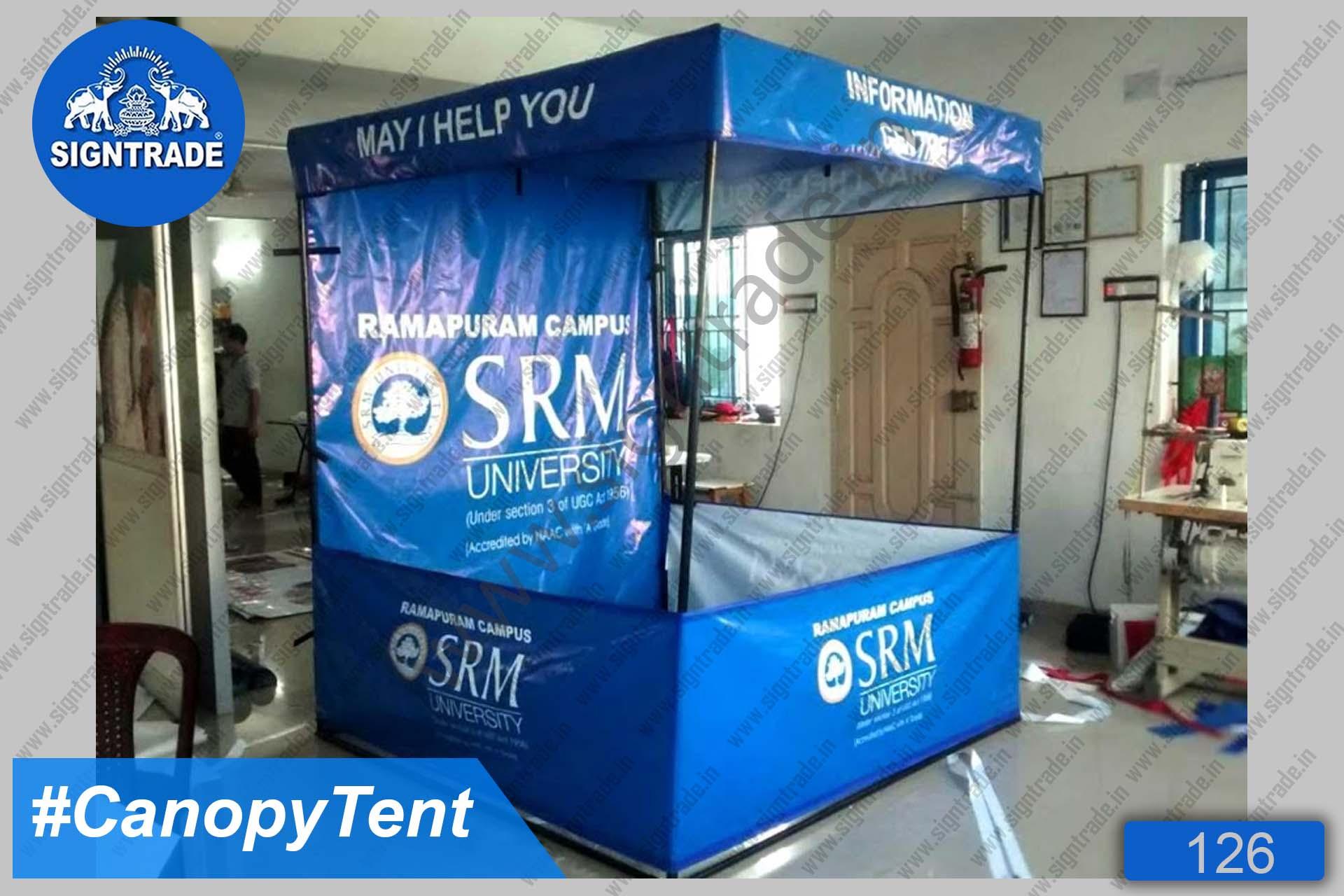 SRM Canopy Tent