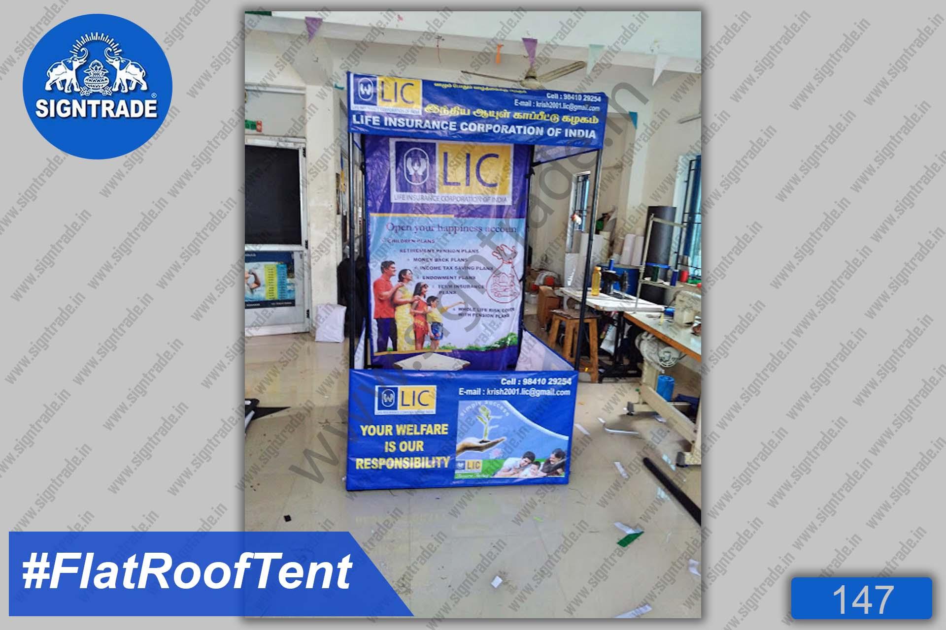 LIC - Canopy Tent