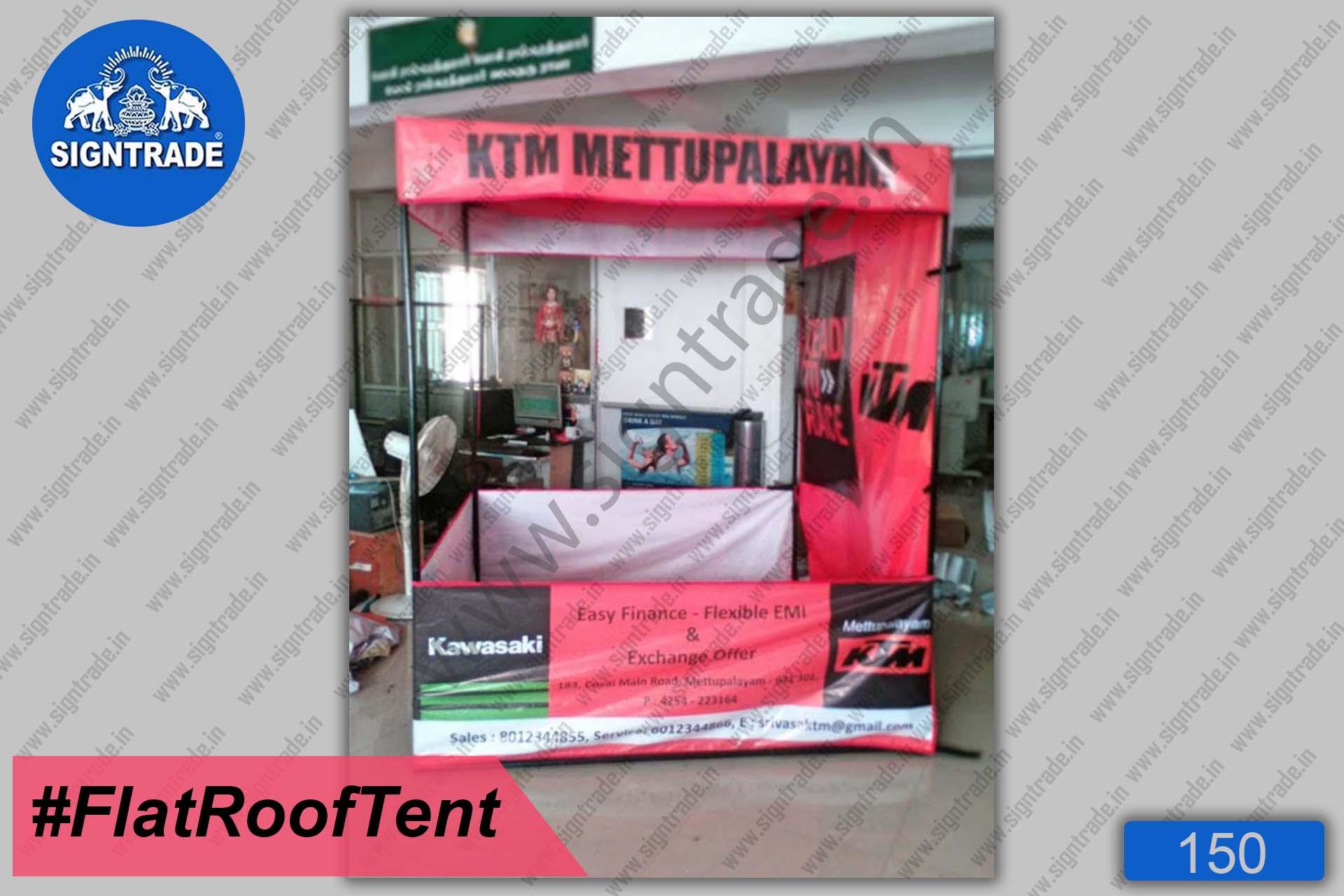 KTM - Canopy Tent