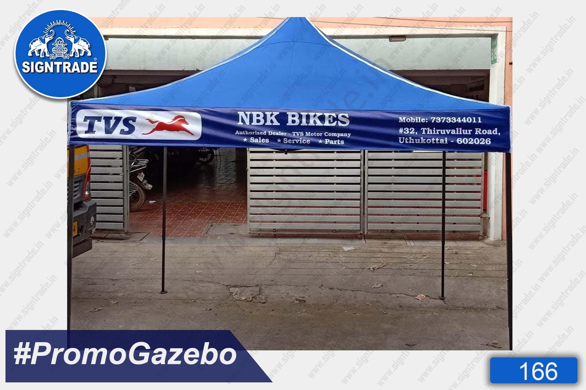 NBK Bikes - Gazebo Tent