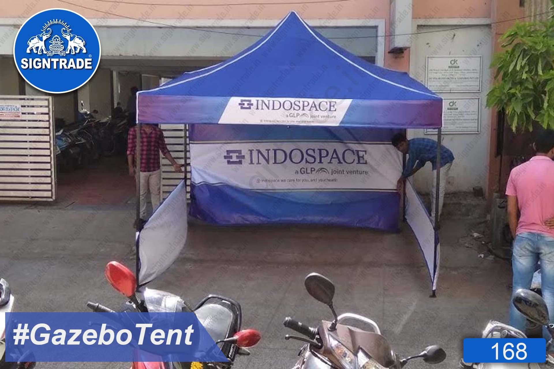 Maha Motors - Gazebo Tent