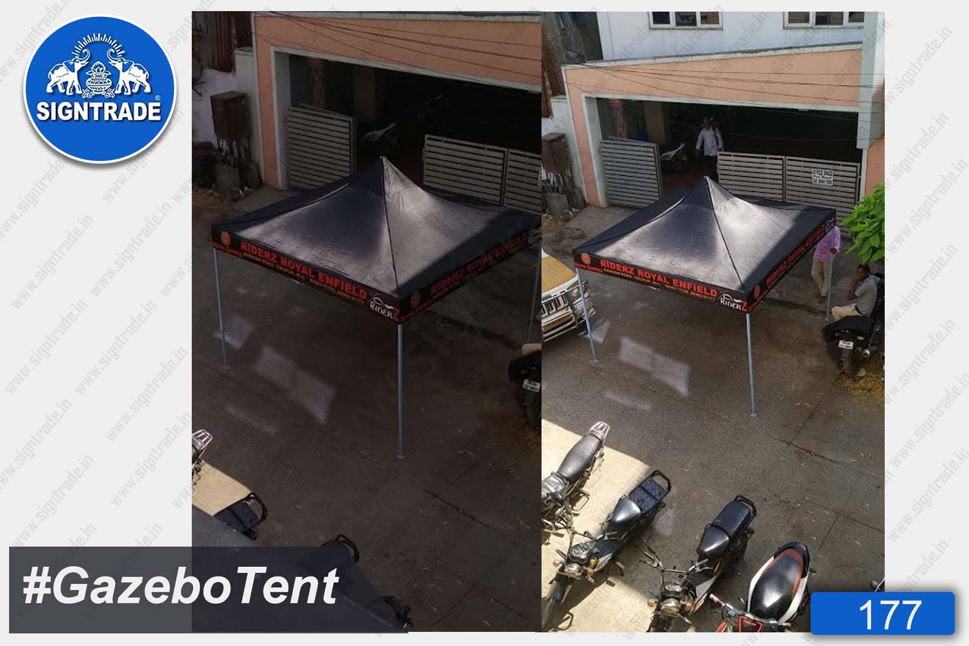 Royal Enfield - Gazebo Tent