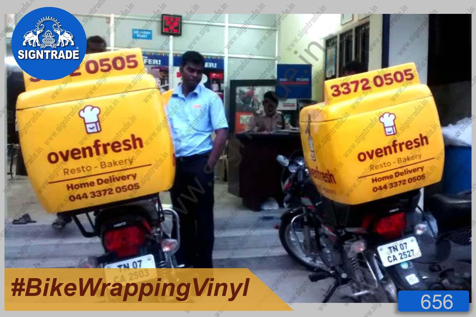 Oven Fresh - Chennai