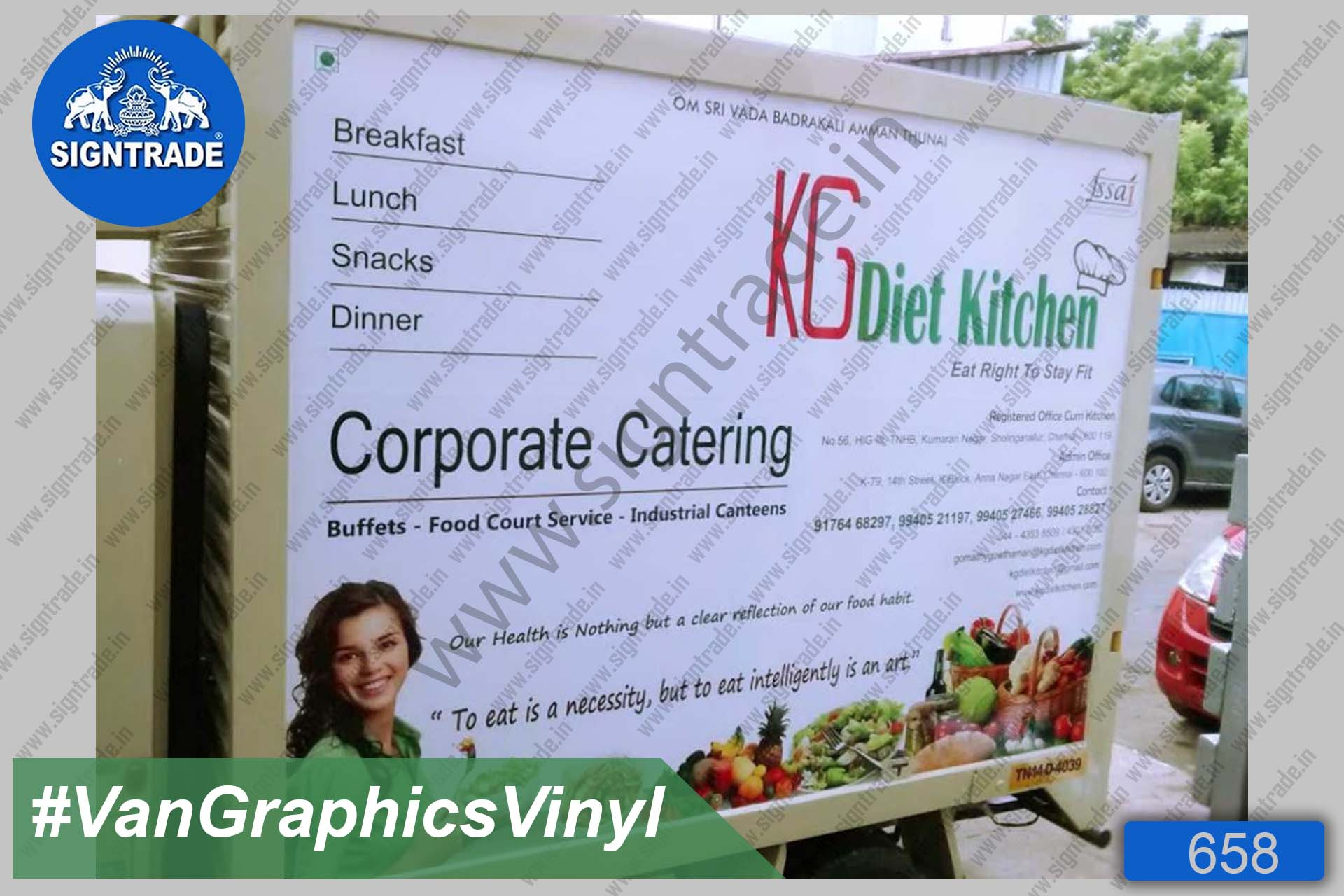 KG Diet Kitchen - Corporate Catering - Chennai
