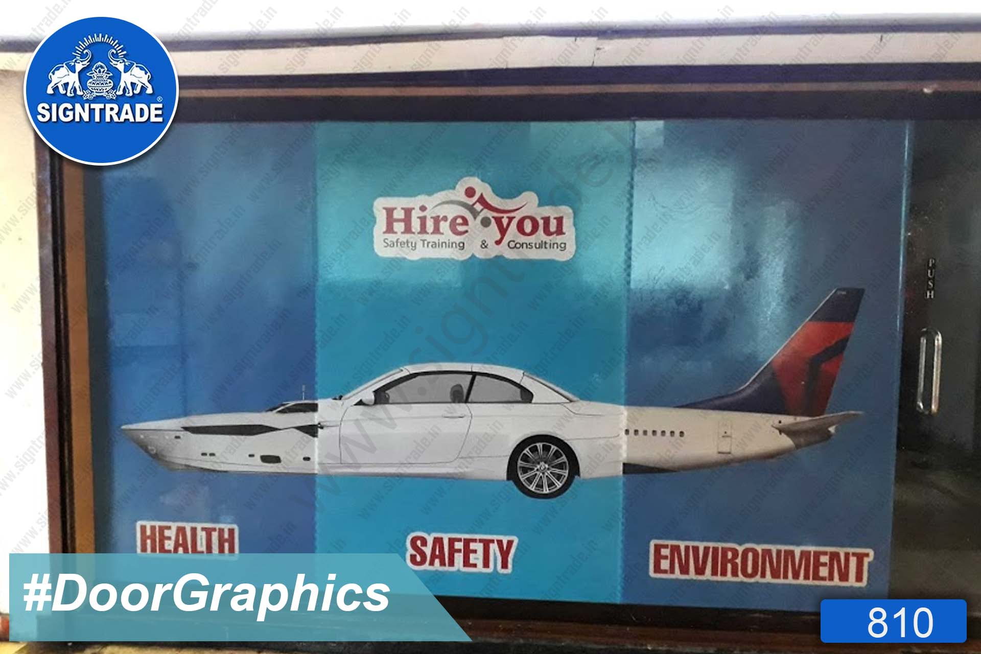 Wall Graphics - Hire You Safety Training & Consulting