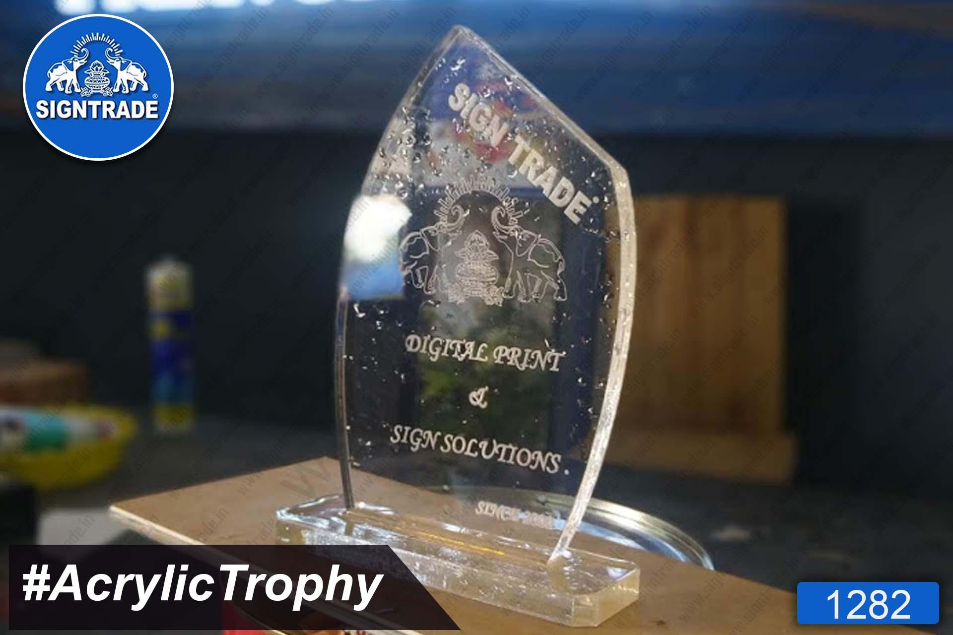 Acrylic Trophy (SIGNTRADE)