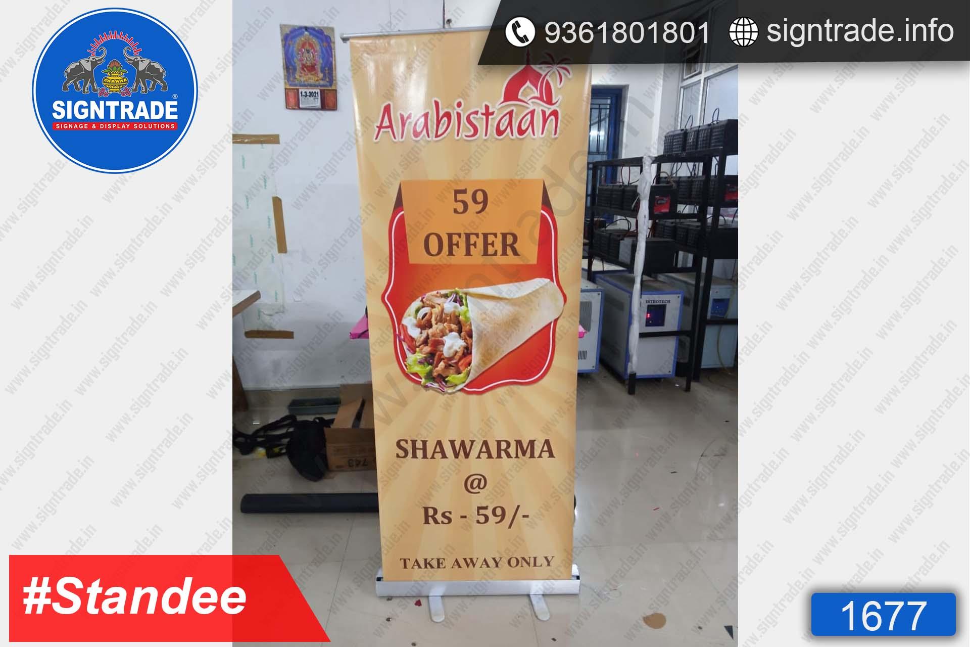 Arabistaan Shawarma