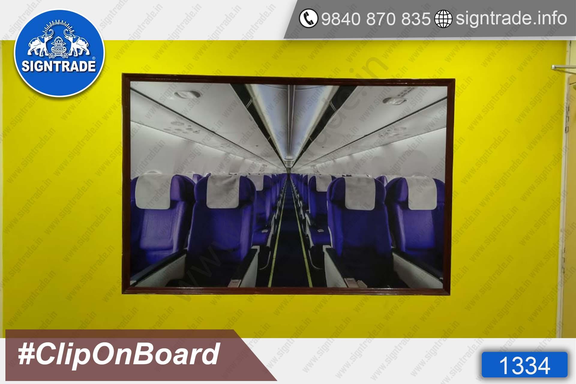 Clip On Board - Aptech