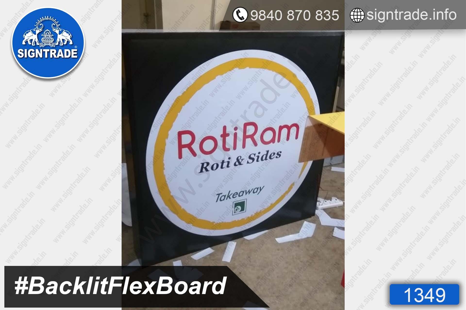 RotiRam Flex Board