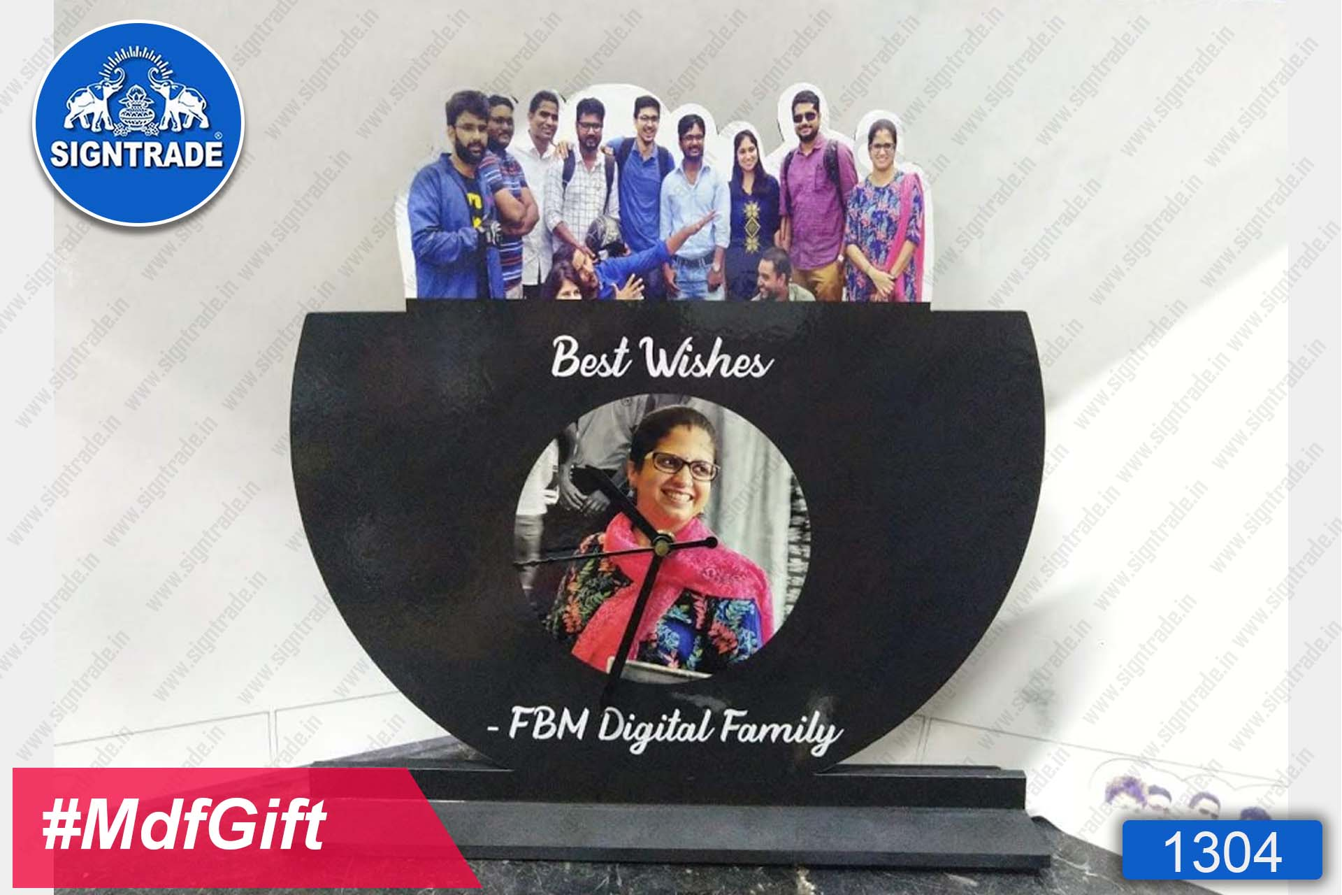 MDF Table top Photo Gift