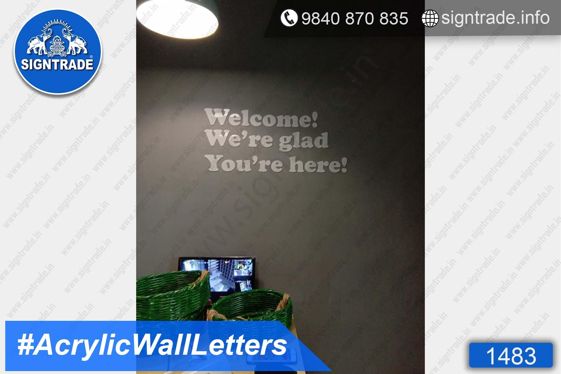 Dhaba, Valasaravakkam, Chennai - SIGNTRADE - Acrylic ACP, LED Sign Board Manufacturers in Chennai