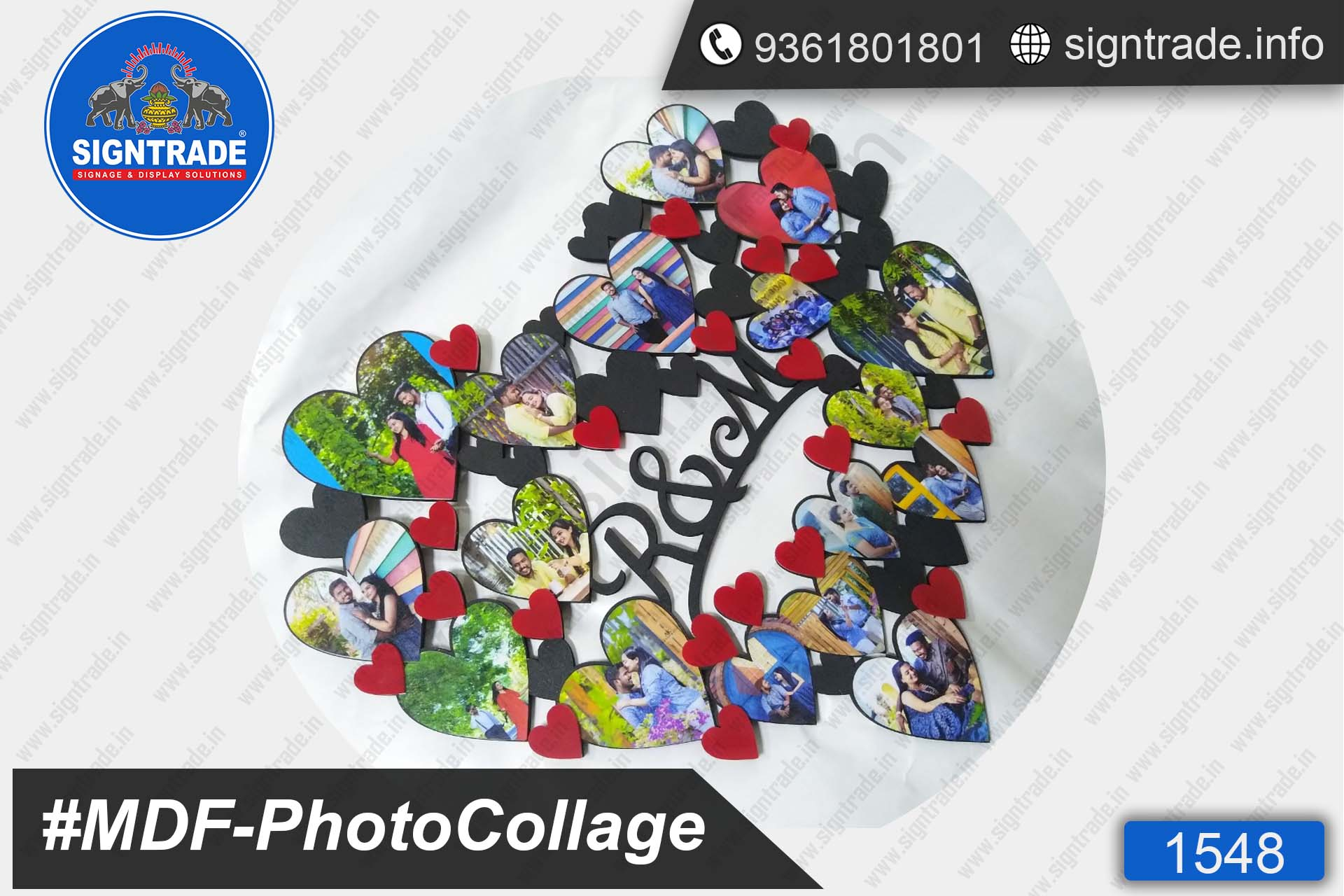 MDF Photo Collage, Photo Frame Manufacturer in Chennai
