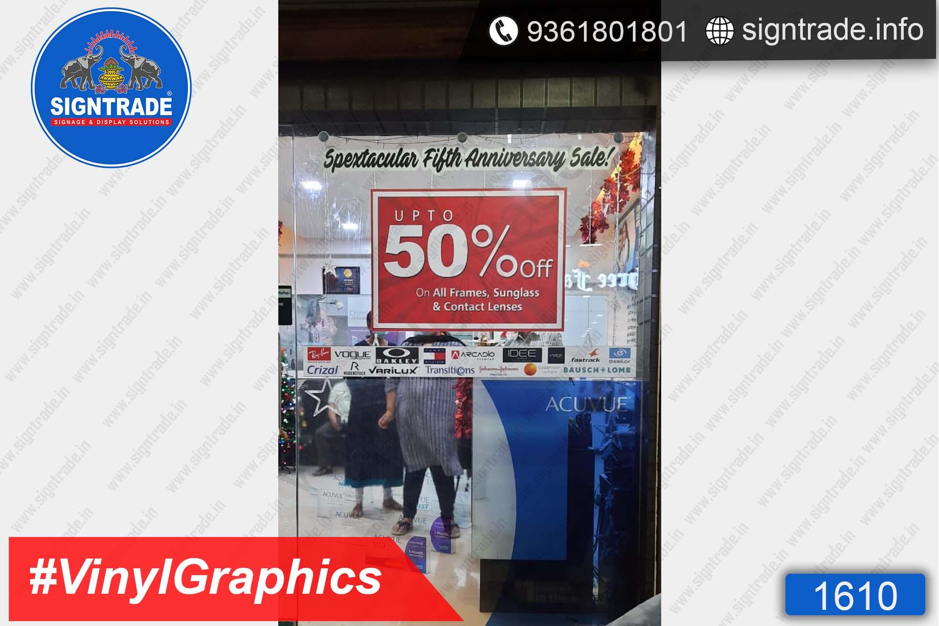 Discount Sticker - SIGNTRADE - Vinyl Printing, Digital Printing Service in Chennai